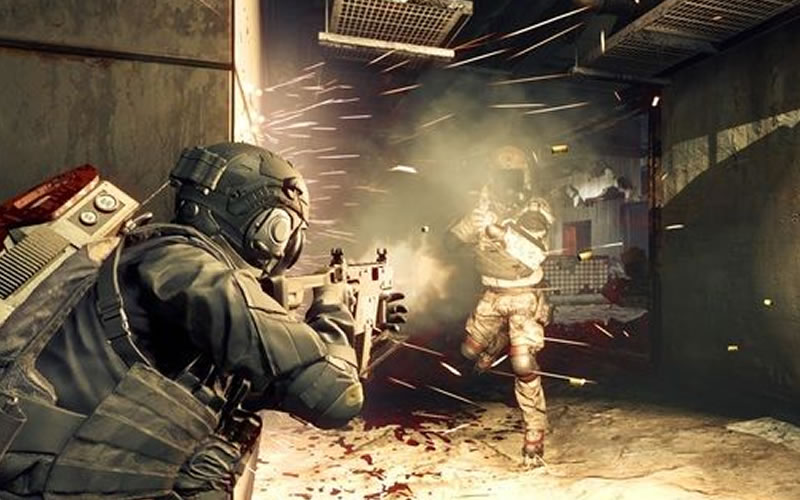 The Next Resident Evil Game is an Online Shooter
