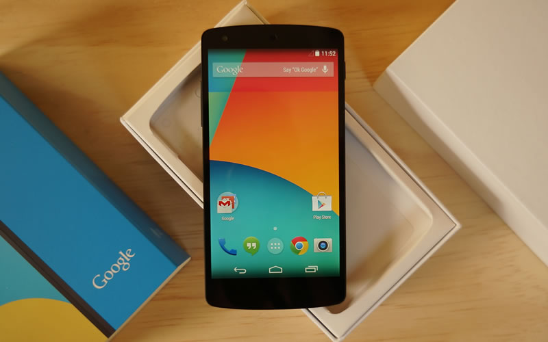 The Nexus 5 is About to be Released. Here's What You Need to Know