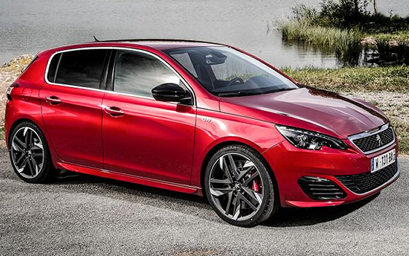 The Peugeot 308 GTi 2015 - An Enhanced Take on the Hatch Formula