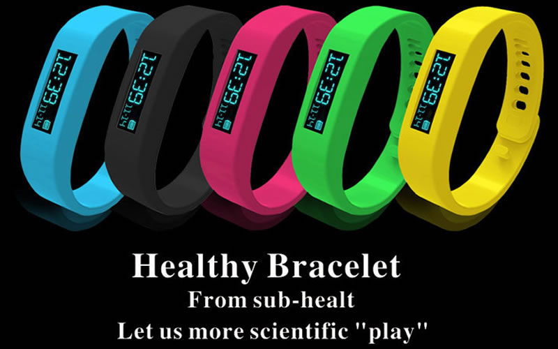 The Thatree SH01 Smart Bracelet For Your Fitness Tracking Needs