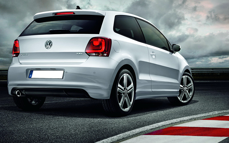 The VW Polo R-Line is a Mix Between a Sporty Design and Low Running Costs