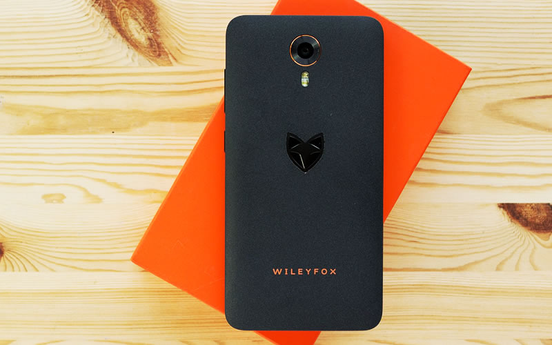 The Wileyfox Swift - New Phone from New Contender