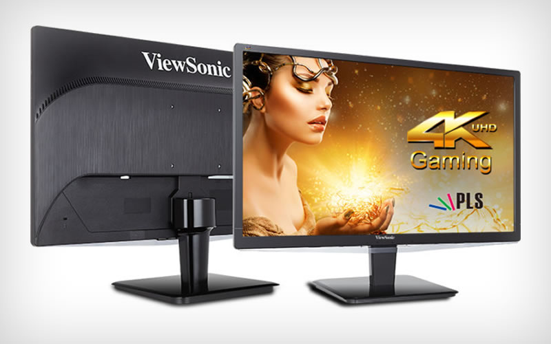 Viewsonic VX2475Smhl-4K Monitor Reviews