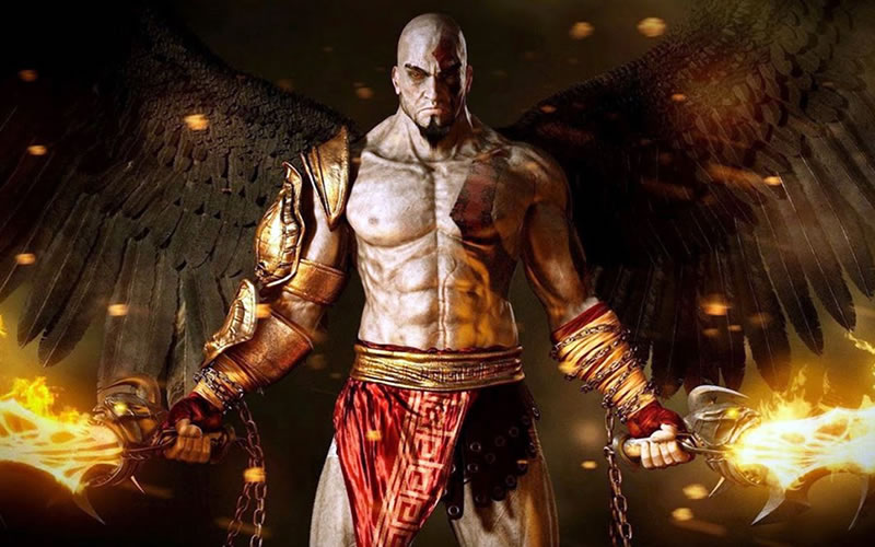 What's New for God of War III Remastered Version