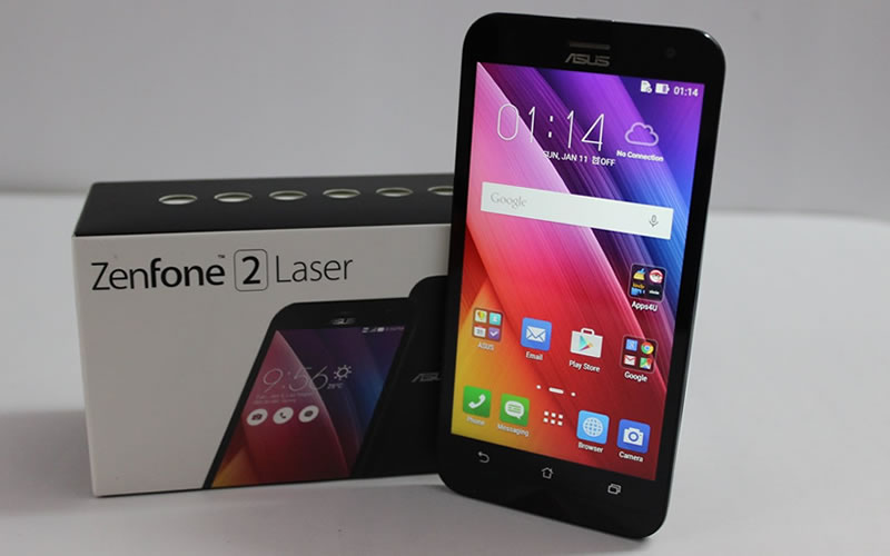 Zenfone 2 Laser Rewarded to Asus Fans in India