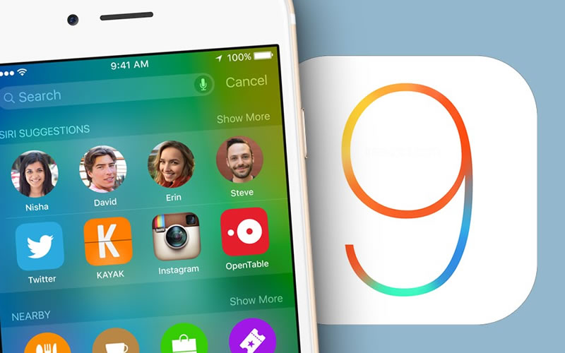 iOS 9 - What's New With Apple's Latest Operating System