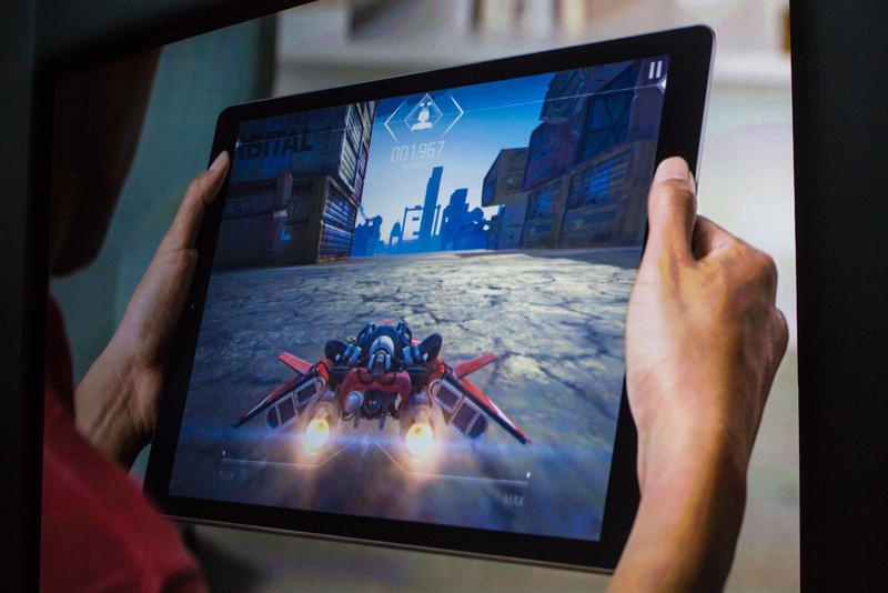 iPad Pro to Expected to Boost Apple Sales