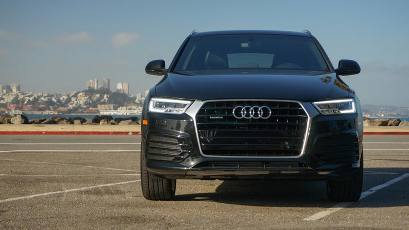 2016 Audi Q3 Quattro Review - A Solid Performer in an Industry With Very Stiff Competition
