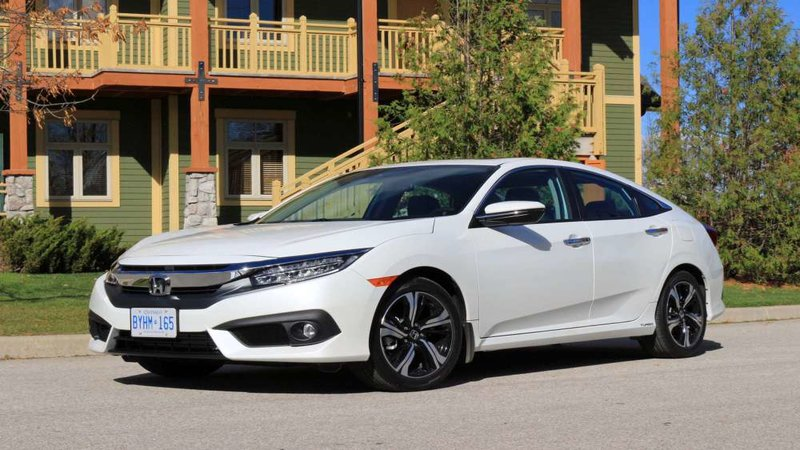 2016 Honda Civic sedan – A Quick Look