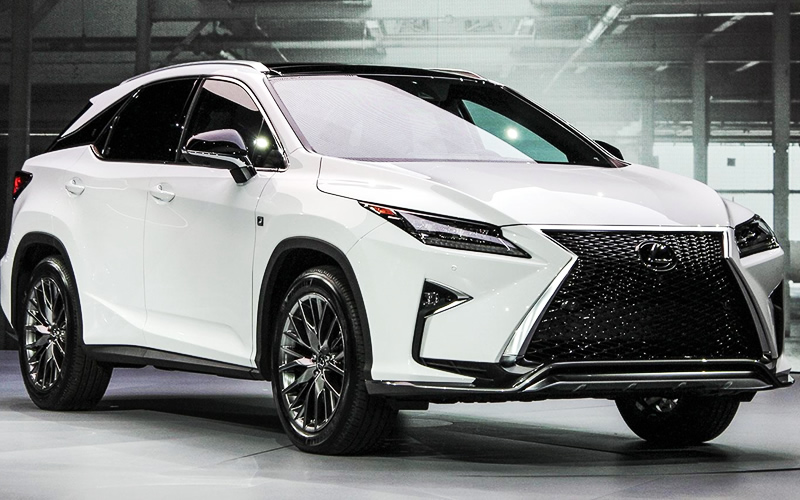 2016 Lexus RX Review - The First of a New Generation