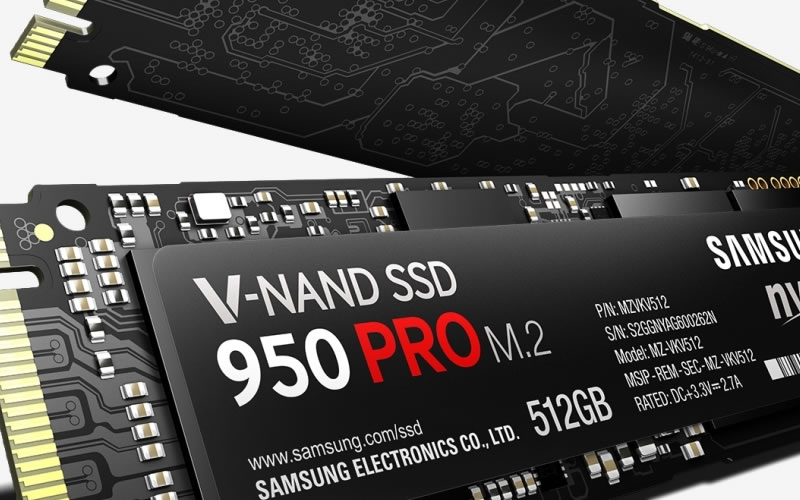 A Look at the Ridiculously Fast Samsung 950 Pro SSD with V-Nand and NVMe