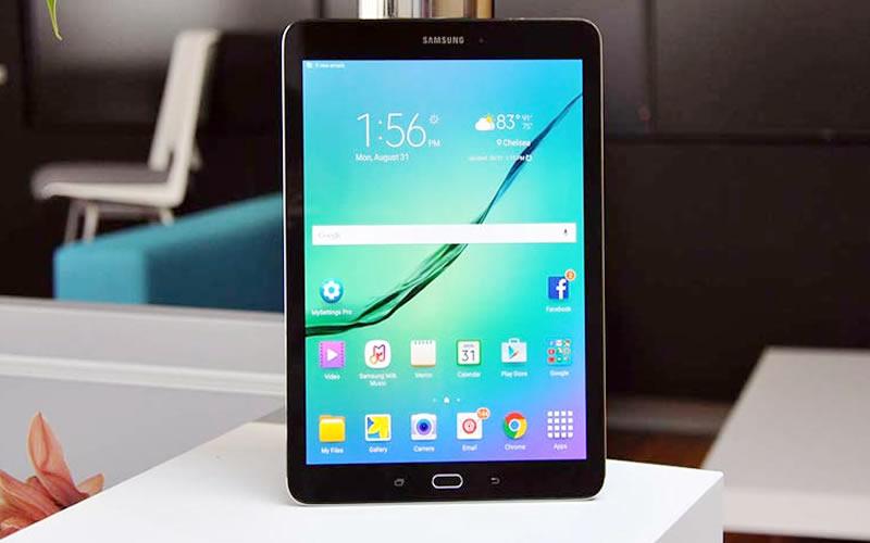 A Look at the Samsung Galaxy Tab S2