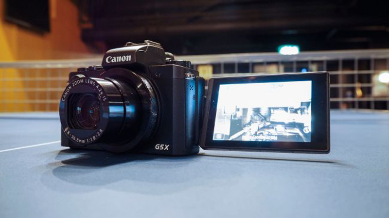 Canon PowerShot G5 X Review - A Pocket-Friendly Camera That Looks Like a Mini DSLR