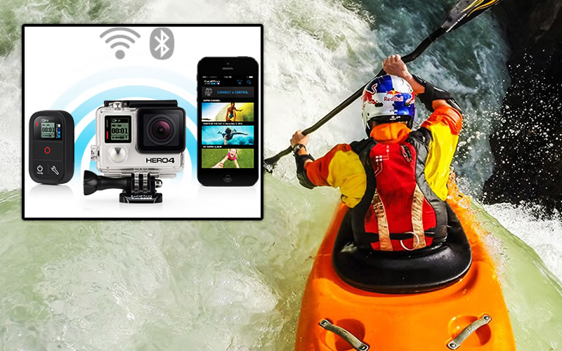 GoPro Hero+ with Wi-Fi Connectivity Review