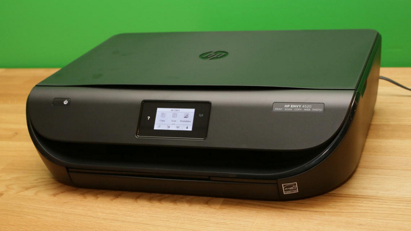 HP Envy 4520 Review - A Multi-Functional Touchscreen Printer That's Right for the Budget