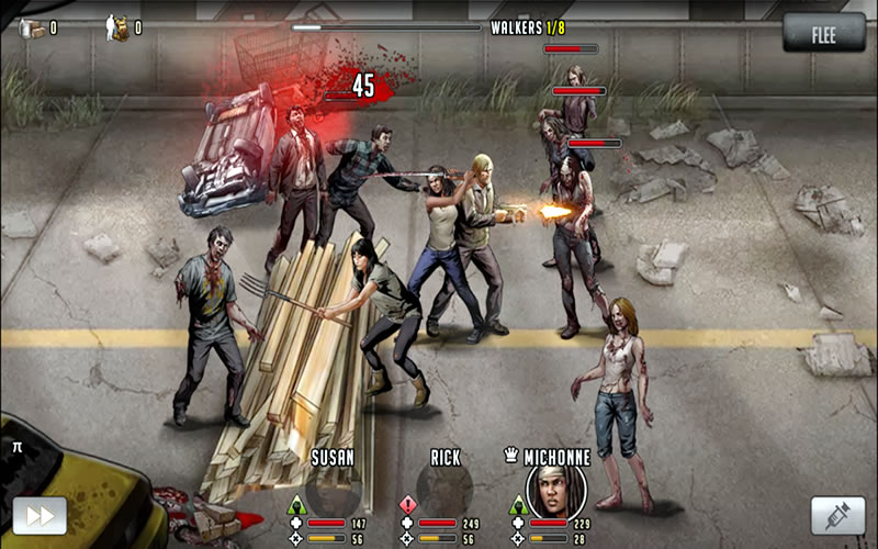 How To Play Walking Dead: Road to Survival on Laptop Computer or Windows Tablet