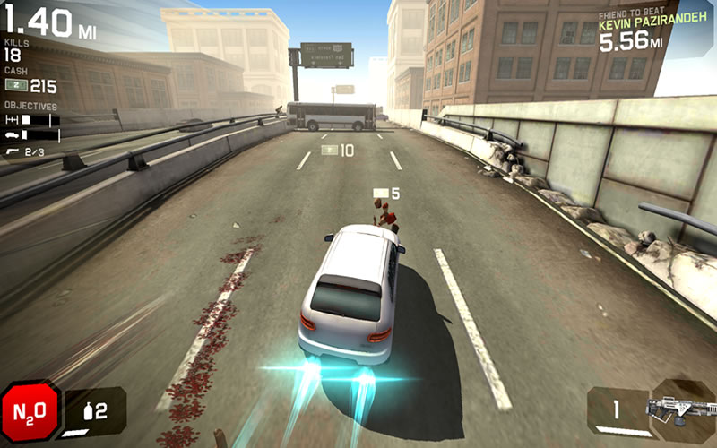 How To Play Zombie Highway 2 on Laptop Computer or Windows Tablet