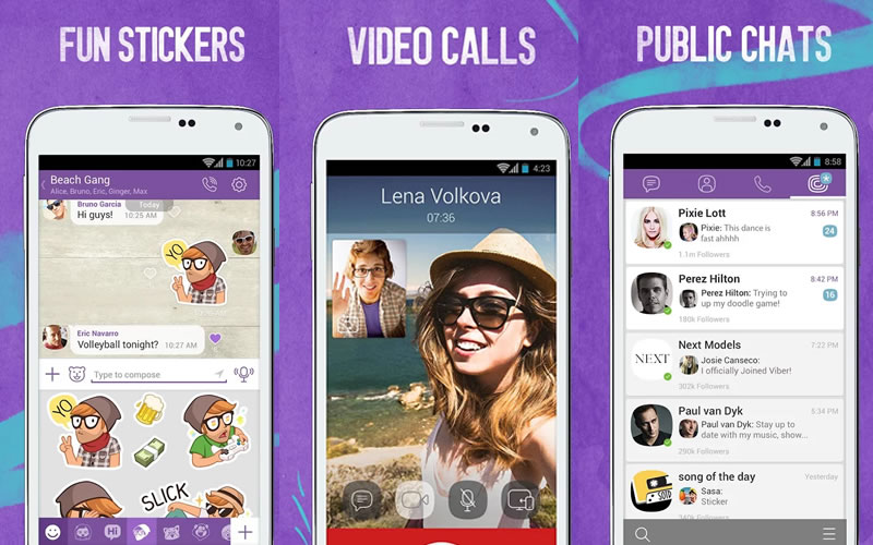How To Use Viber on Laptop Computer or Windows Tablet