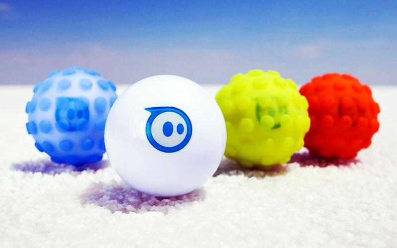 Meet the Sphero 2.0 - Your New App-Enabled Robotic Friend