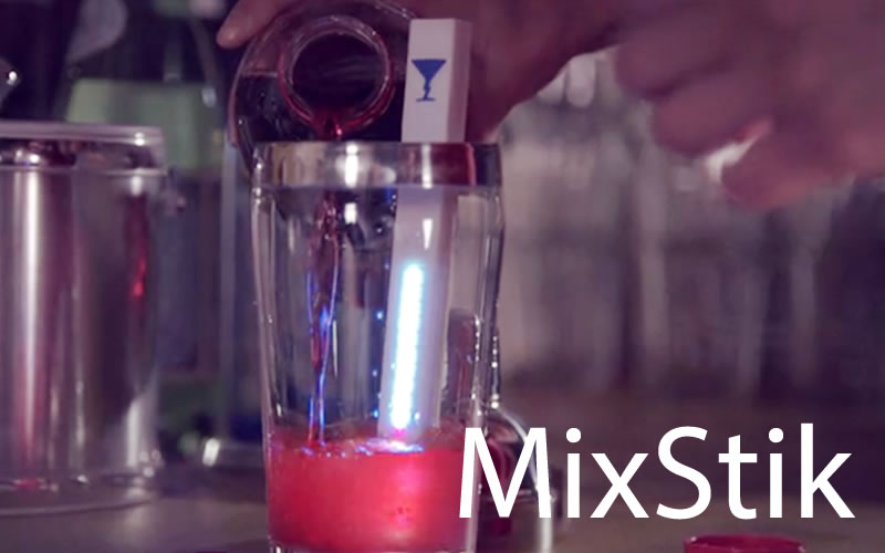 MixStik Help You Create the Perfect Cocktails