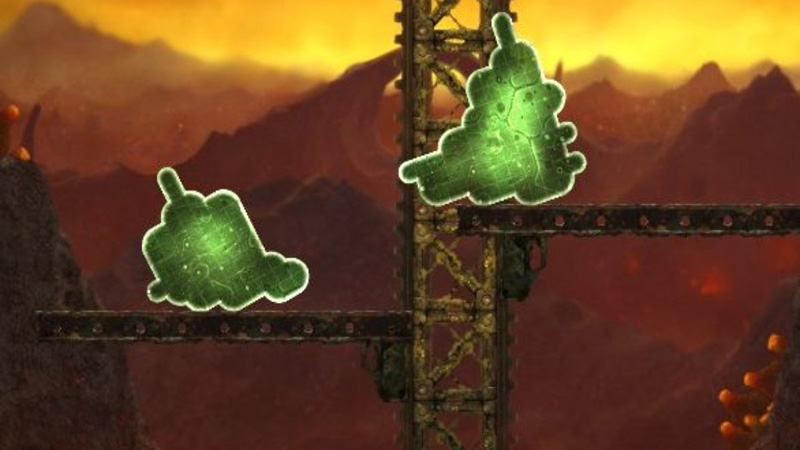 Mushroom 11 Review - A Physics-Based Game That Allows You to Control a Fungus