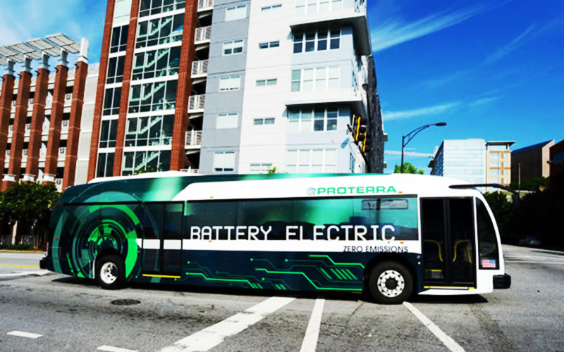 Proterra Aims to Push Every Polluting Bus Off The Road