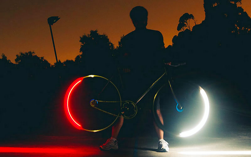 Revolights Lets You See and Be Seen