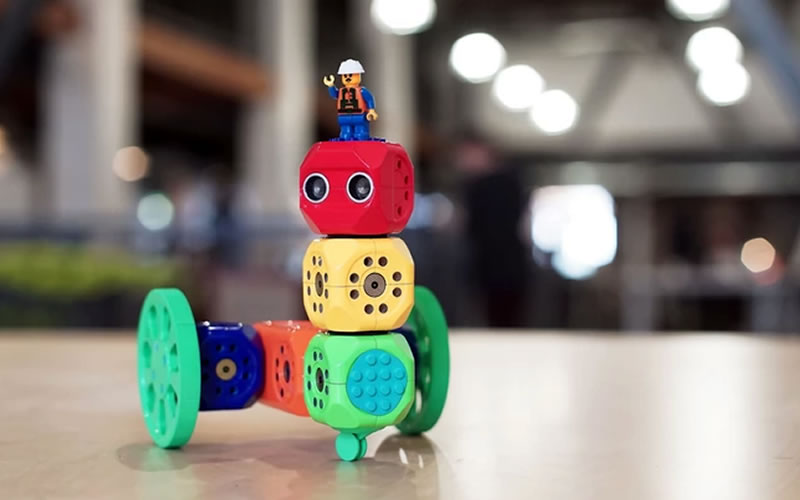 Robo Wunderkind Review - The LEGO of the Future