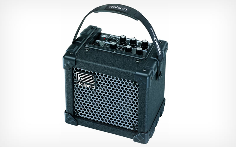 Roland Micro Cube Guitar Amp Review - The Compact Amplifier