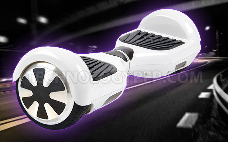 Self Balance Scooter by HoverBoost