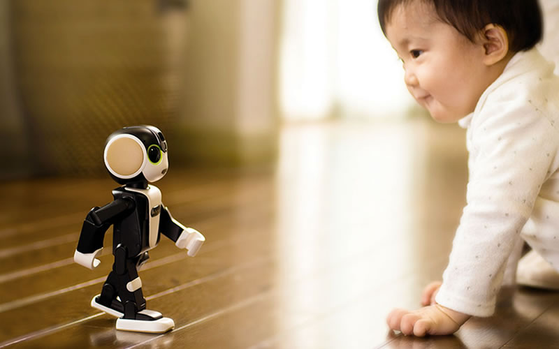 Sharp's RoBoHon is a Smartphone Robot You Never Knew You Needed