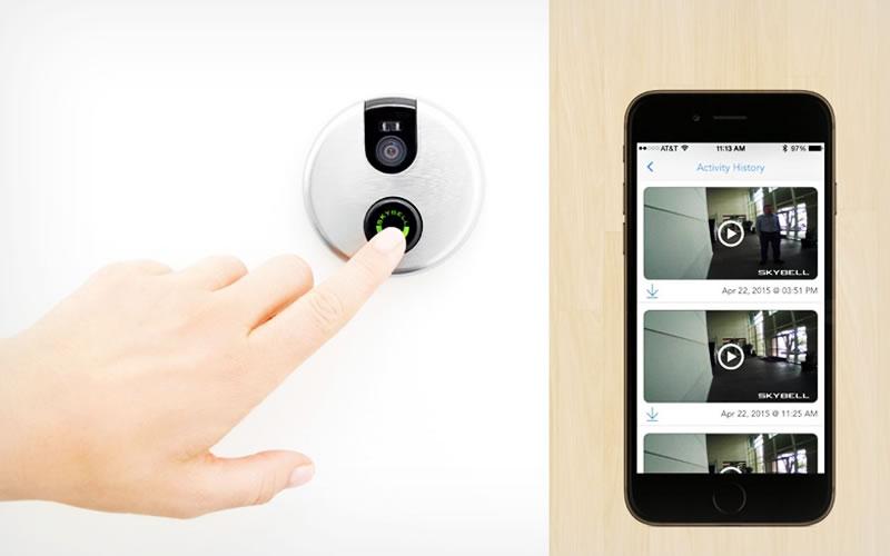 SkyBell Wi-Fi Video Doorbell Version 2.0 Reviews