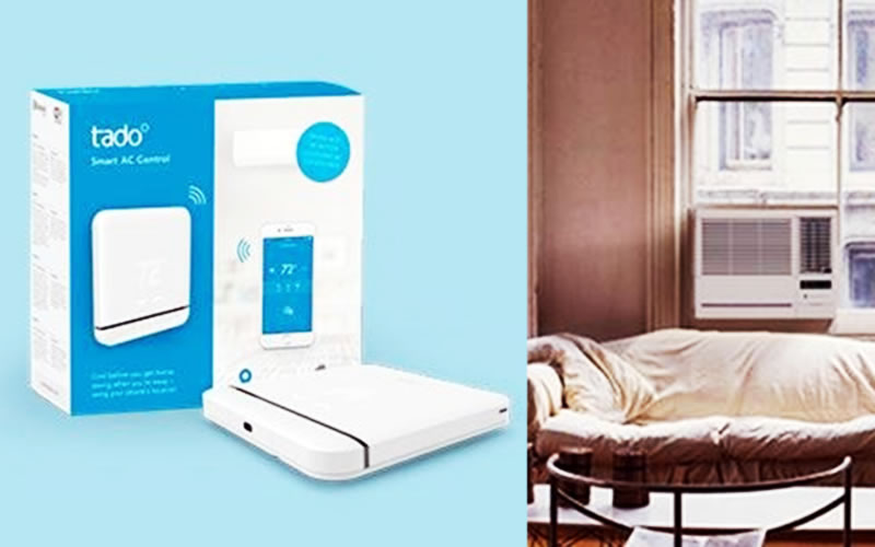 Tado Smart AC Control Lets You Control Your Air Cooling System with Your Smartphone