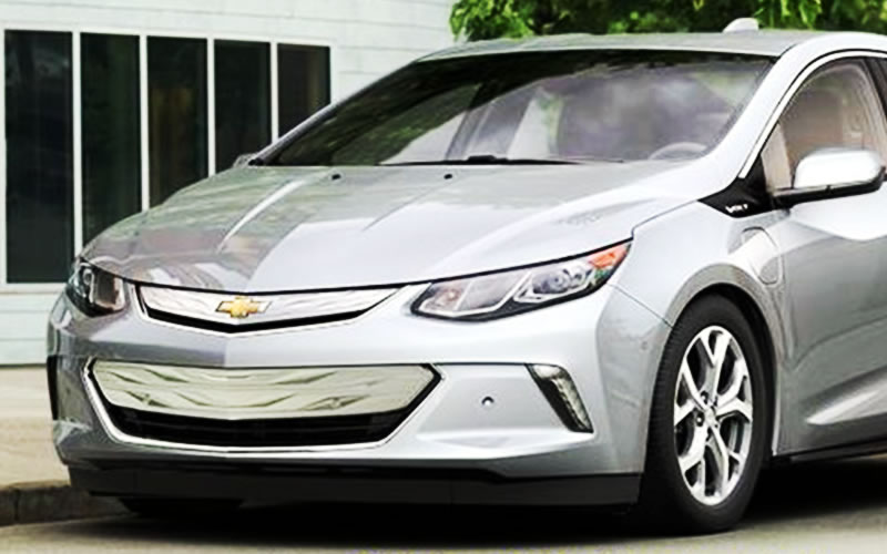 The 2016 Chevrolet Volt is an Impressive Drive