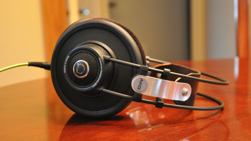 The AKG Q701 - The Holy Grail of Headphones
