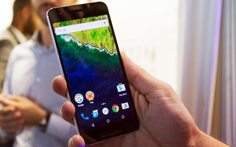 The Google Nexus 6P is a Large Smartphone at the Right Price