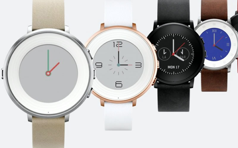 The Pebble Time Round is Shape Shifting the Smartwatch ...