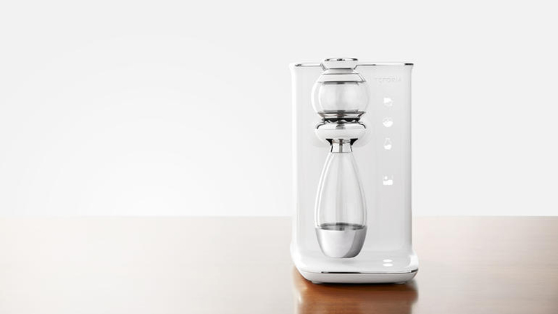 The Teforia Infuser - A Tea-Making Machine That May Be Smarter Than You