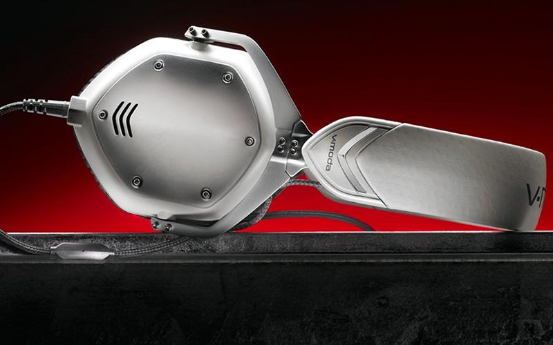 V-MODA Crossfade M-100 Over-Ear Noise Isolating Metal Headphone Review - Raises the Bar for Music Listening
