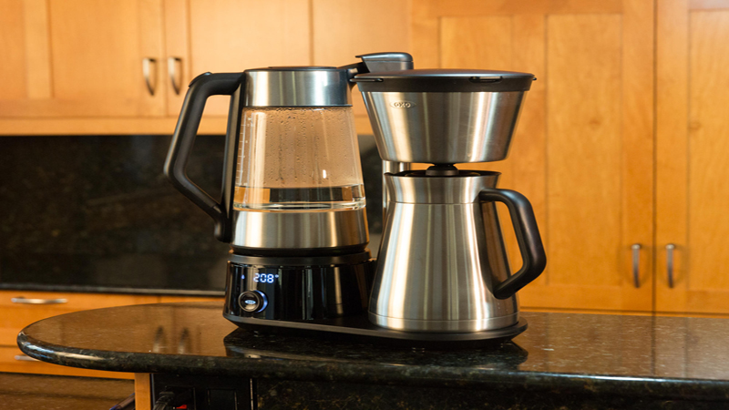 Oxo Barista Brain 12-cup Brewing System Review - What Could be the Most Versatile Drip Coffee Maker