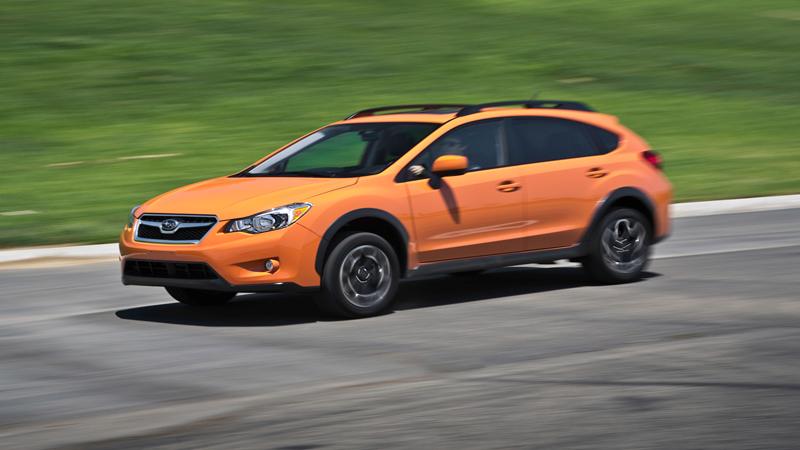 2015 Subaru XV Crosstrek Review - Leave the Pavement
