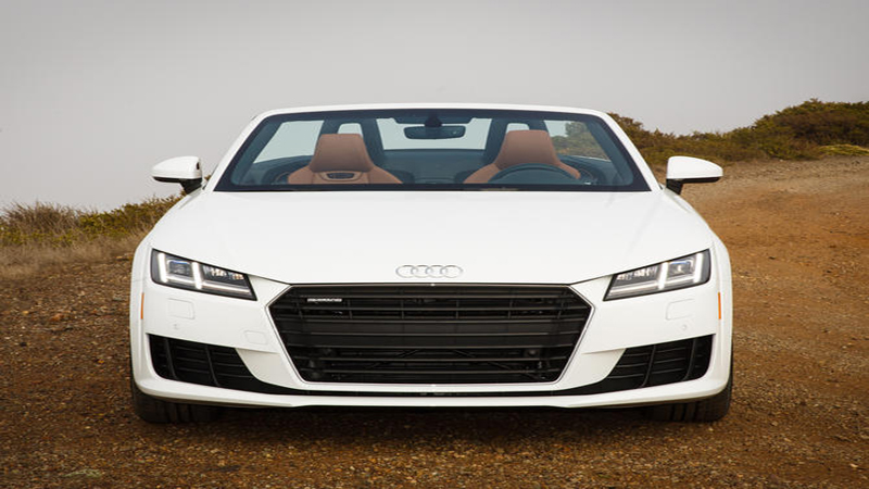 2016 Audi TT Roadster Review - See the World in a New Way
