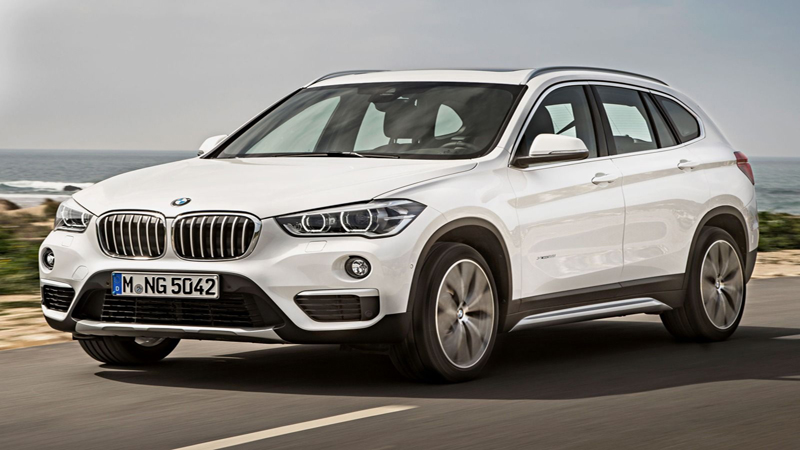 2016 BMW X1 SUV Review - More About the Utility