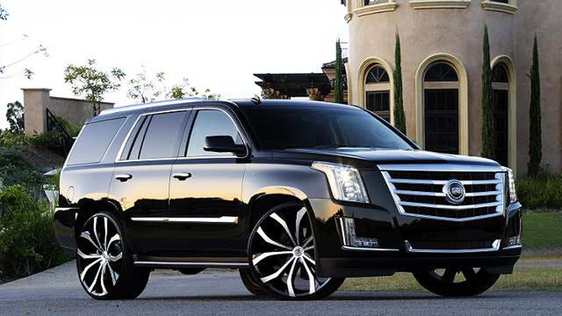 2016 Cadillac Escalade Esv Review Strong Ful And Large Tech Pep