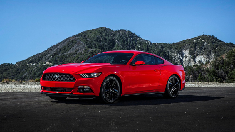 2016 Ford Mustang EcoBoost Review - All the Experience Minus the Noise