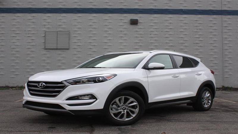 2016 Hyundai Tucson Eco Review - A High-Tech, But Flawed, Powertrain
