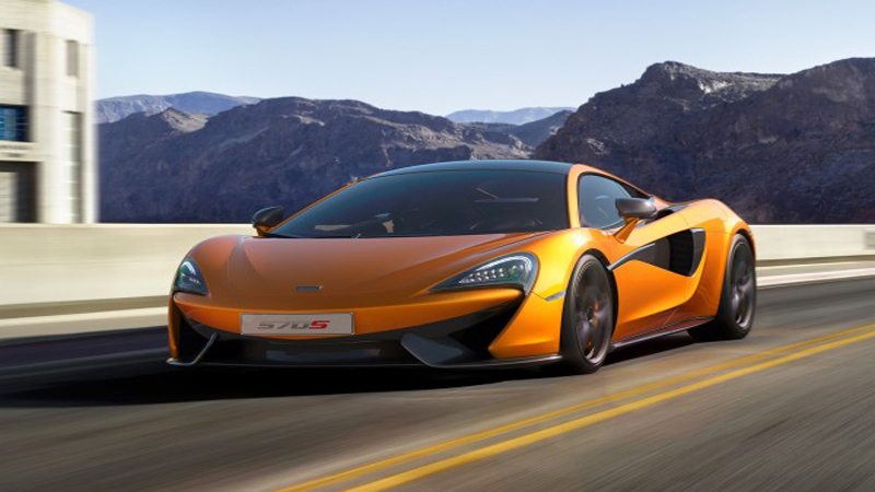 2016 McLaren 570S Review - Looks, Drives, and Sounds Like a Supercar