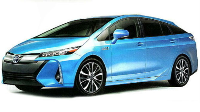 2016 Toyota Prius Review - Quality Drive But With Fewer Tech