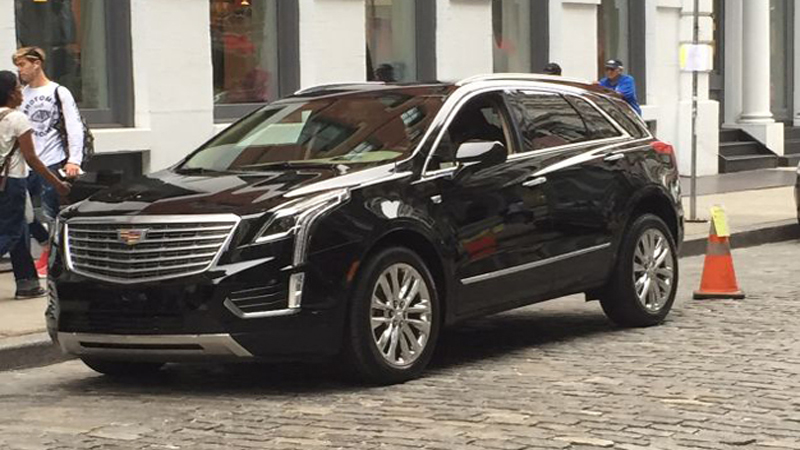 2017 Cadillac XT5 - It's More Than Just a Name Change