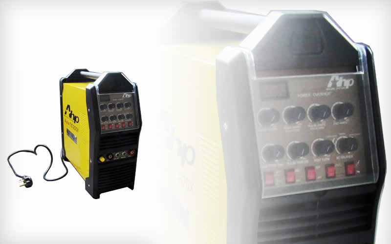 AHP AlphaTIG TIG/Stick Welder 200X Review - Delivers Great Functionality at the Right Price